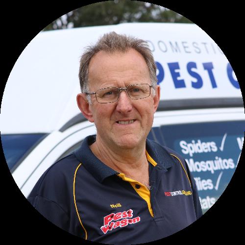 Neil Watt - Pest Wagon Pest Control Bairnsdale